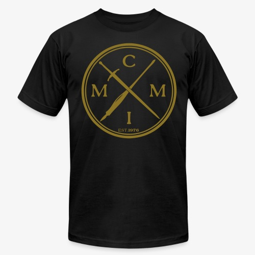 Pen X Sword GOLD  - Men's  Jersey T-Shirt