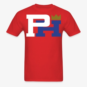 PH LOGO T 001 - Men's T-Shirt