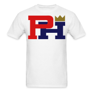 T-Shirts ~ Men's T-Shirt ~ PH LOGO T 002