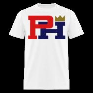 T-Shirts ~ Men's T-Shirt ~ PH LOGO T 002