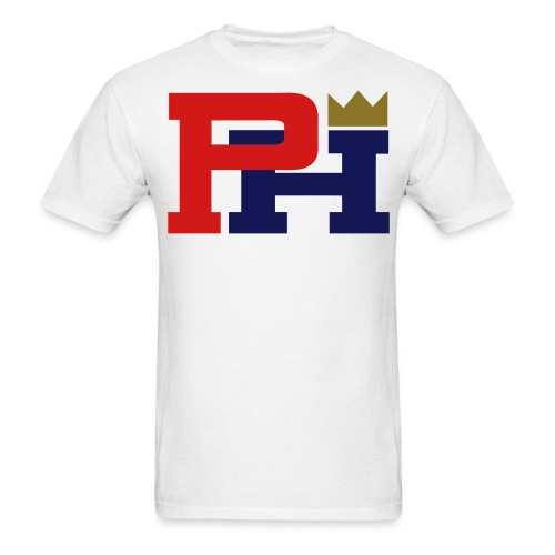 PH LOGO T 002 - Men's T-Shirt