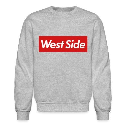 WESTSIDE RED - Crewneck Sweatshirt