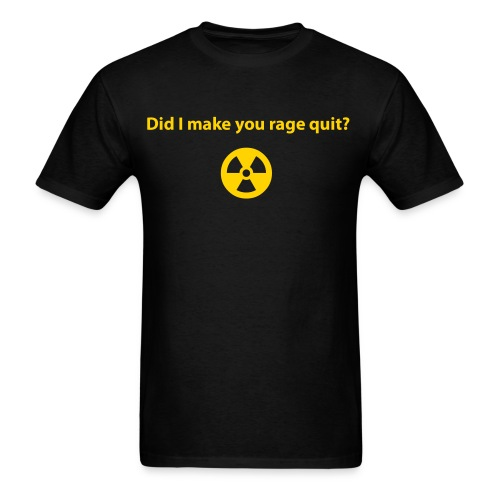 RAGE Tee - Men's T-Shirt
