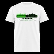 T-Shirts ~ Men's T-Shirt ~ Saving the environment