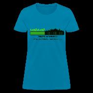 Women's T-Shirts ~ Women's T-Shirt ~ Saving the environment women