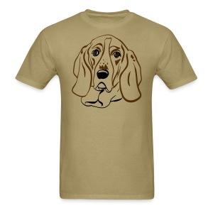 Basset Hound - Men's T-Shirt