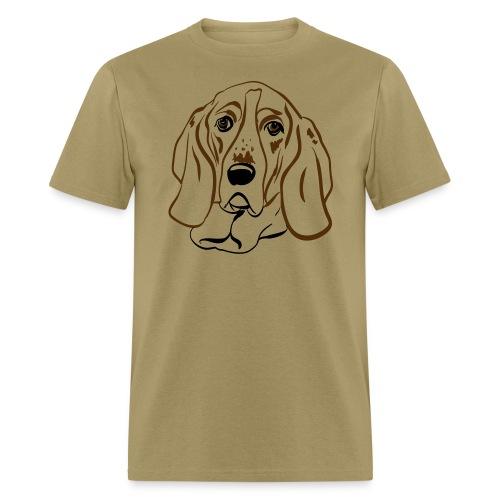 Basset Hound - Men's T-Shirt