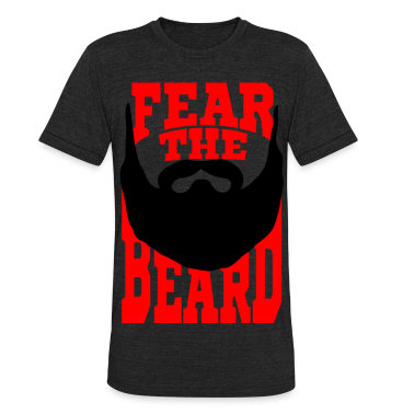 Fear the Beard T-Shirts