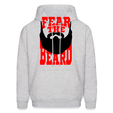 Fear the Beard Hoodies