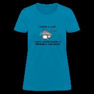 T-Shirts ~ Women's T-Shirt ~ Terrible Decision (Women's)