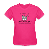 Women's T-Shirts ~ Women's T-Shirt ~ Terrible Decision (Women's)