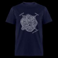 T-Shirts ~ Men's T-Shirt ~ Knowledge Maze (Men's)