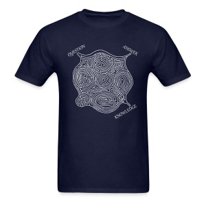 Knowledge Maze (Men's) - Men's T-Shirt