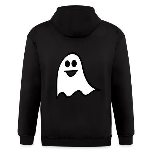 GhostlyHoodie - Men's Zip Hoodie