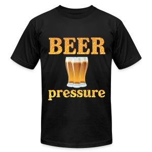 Beer Pressure T-Shirt - Men's Fine Jersey T-Shirt