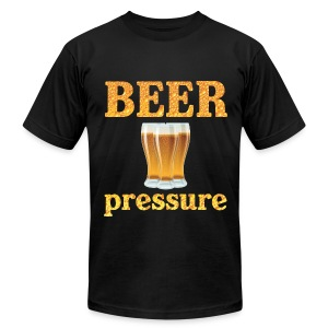 Beer Pressure T-Shirt - Men's T-Shirt by American Apparel