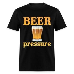 Beer Pressure T-Shirt - Men's T-Shirt