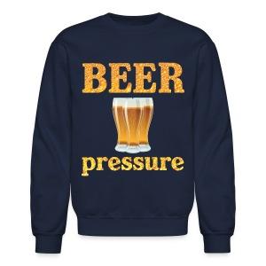 Beer Pressure Crewneck - Crewneck Sweatshirt