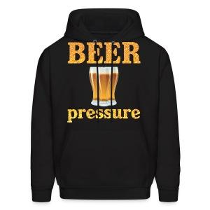 Beer Pressure Hooded - Men's Hoodie