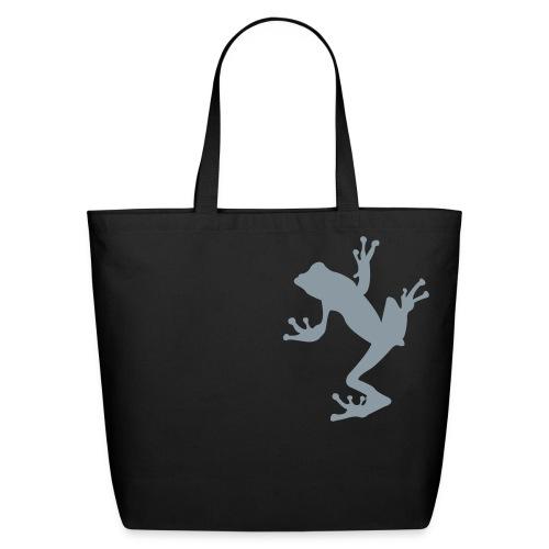 frog Tote  - Eco-Friendly Cotton Tote