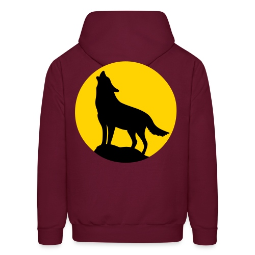 Men's Sweatshirt:Big Dog - Men's Hoodie