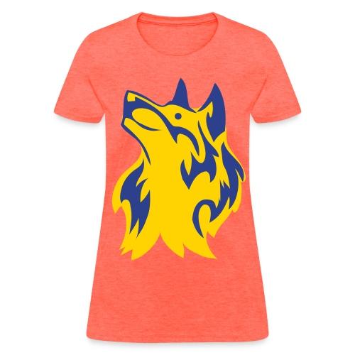 Women's T-Shirt:Flaming  - Women's T-Shirt