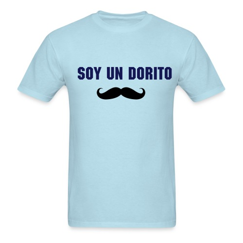 Soy Un Dorito (Navy Text) - Men's T-Shirt