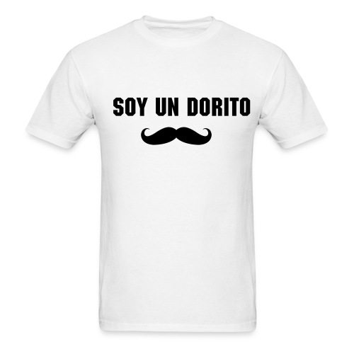 Soy Un Dorito (Black Text) - Men's T-Shirt
