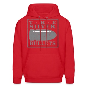 OLD SCHOOL SILVER BULLETS - Men's Hoodie