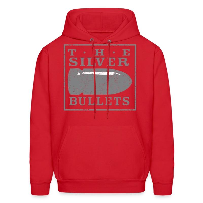 OLD SCHOOL SILVER BULLETS - Men's Hoodie