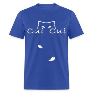 Cui Cui - The French CheepCheep! - Men's T-Shirt
