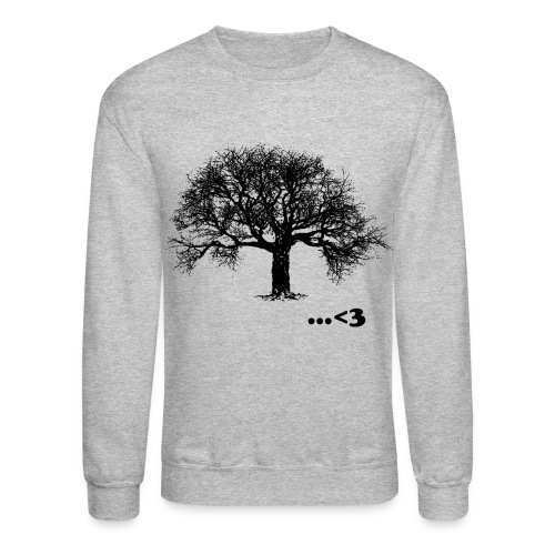 living - Crewneck Sweatshirt