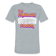 T-Shirts ~ Unisex Tri-Blend T-Shirt by American Apparel ~ THE FABULOUS FORUM