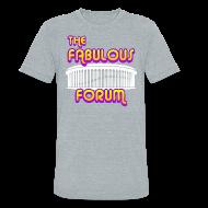 T-Shirts ~ Unisex Tri-Blend T-Shirt ~ THE FABULOUS FORUM