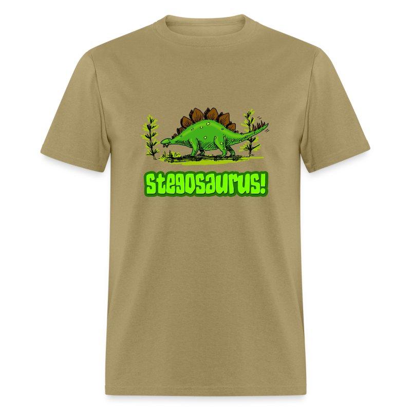 I A Stegosaurus Shirt Stegosaurus! T-Shirt |...