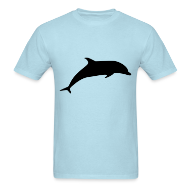 Dolphin Vector T-Shirts