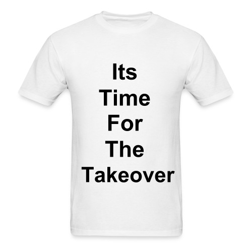Takeover T-Shirt - Men's T-Shirt