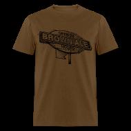T-Shirts ~ Men's T-Shirt ~ Truck Stop Honey Sign T (front)