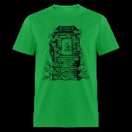 T-Shirts ~ Men's T-Shirt ~ Kudzu Porter Tank T (front)