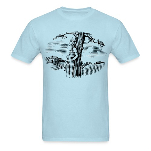 Freckle Belly IPA T (front) - Men's T-Shirt