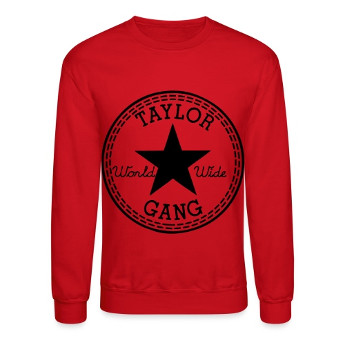 Taylor Gang: World Wide - Crewneck Sweatshirt