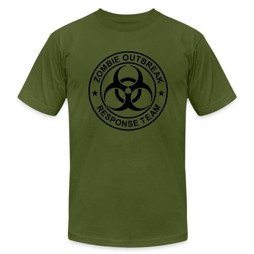Zombie! - Men's Fine Jersey T-Shirt