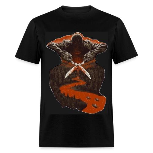 The Burn - Men's T-Shirt
