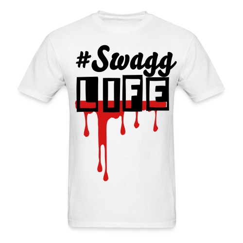 #SL drip - Men's T-Shirt