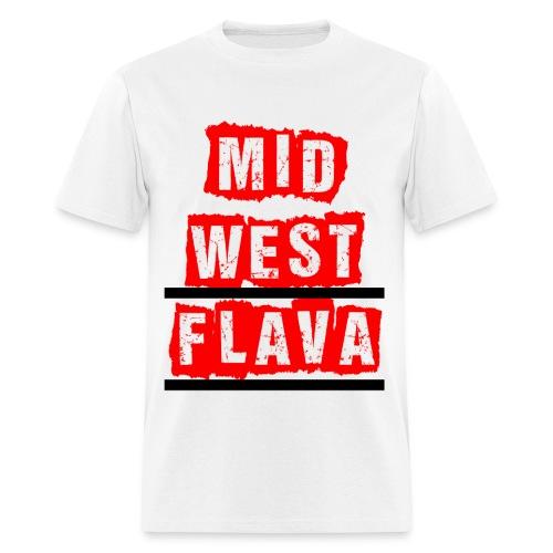 Mid west Flava - Men's T-Shirt