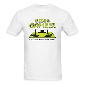 Video Games T-Shirt! - Men's T-Shirt