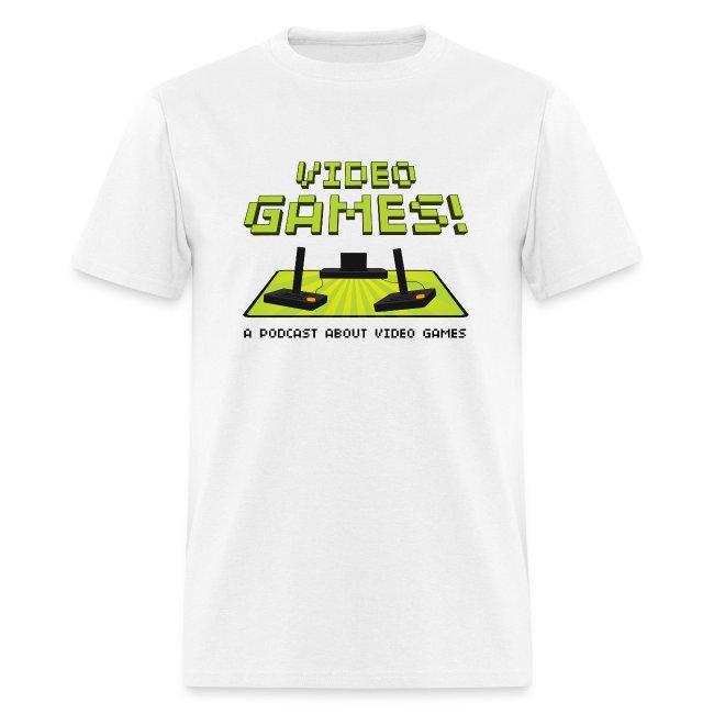 Video Games T-Shirt!