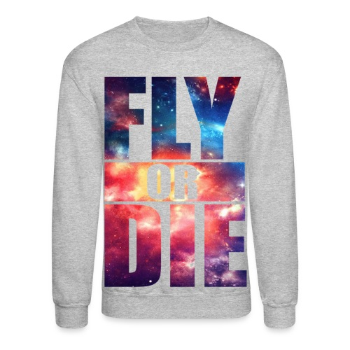 Fly Or Die Crew Neck (M) - Crewneck Sweatshirt