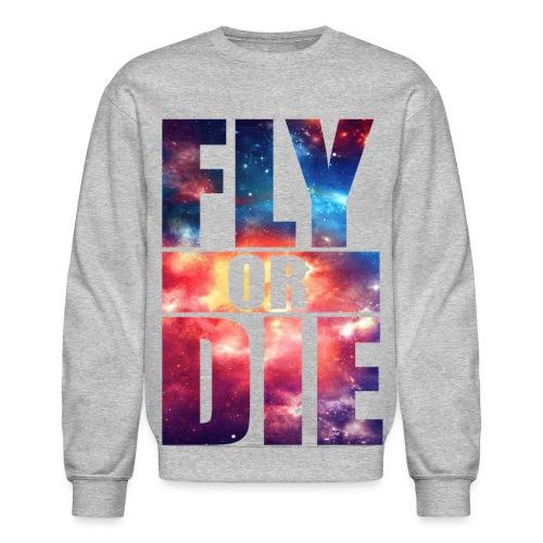 Fly Or Die Crew Neck (M) - Crewneck Sweatshirt