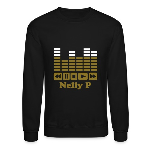 Nelly P EQ Bars Sweat Shirt - Crewneck Sweatshirt